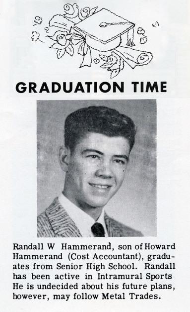 From The Bilt-Well Bulletin, June, 1959